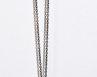 925 Sterling Silver chain for Necklace Designer Jewelry