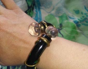 Vintage Christian Dior Poison Bracelet