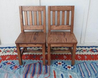 diy project kids solid wood chair toddler boy or girl. Black Bedroom Furniture Sets. Home Design Ideas