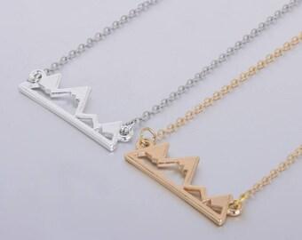 About 48*20mm City Necklace City Pendant Charm Necklace Skyline Pendant Necklace City Jewelry 1pcs 10216