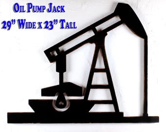 Pump Jack Roughneck Oilfield Gift Roughneck Gift Gift For Roughneck Well Service Oil Field Petroleum Oil Rig Texas Gift Oilfield Wife Gift