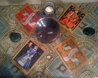 ONE QUESTION PSYCHIC reading ?????
