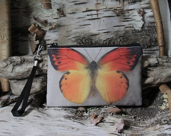 """ORANGE BUTTERFLY 