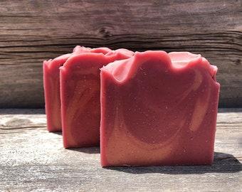 Love Spell-Handmade Artisan Goats Milk Soap- Cold Process