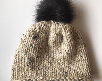 The Siggy Hat - Oatmeal