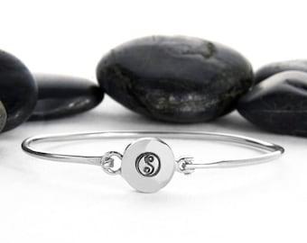 Yin Yang Bracelet, Yin Yang Jewelry, Yin Yang, Zen Jewelry, Zen Bracelet, Gift For Her, Ying Yang Jewelry, Ying Yang Bracelet