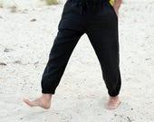 Linen pants. Mens trousers. Mens linen pants. Men's clothing. Pants for men. Gift for him. Beach pants. Summer linen pants. Casual pants