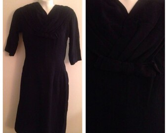 Gorgeous R and K Original Little Black Dress
