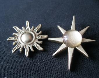 Sailor Neptune earrings and chocker ornement - MANGA version