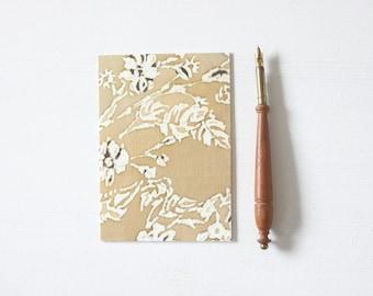 Batik Greeting Card - Wheat no.48