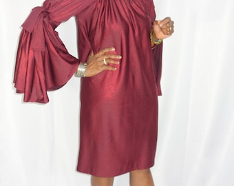 Dress/ Women Dress/ Party Dress/ Elegant Dress/ Evening Dress/ Valentine Dress/ Dress/ Elegant Woman/ African Fashion/ The Sherry Dress
