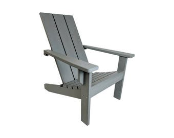 Adirondack Chair - Modern Style - Made from Poly Lumber