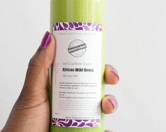 Silky Hair Milk African Wild Honey - 250ml