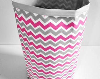 CUSTOMIZE Nursery Basket, Nursery Fabric Basket, Toy Storage, Toy Basket, Nursery Basket, Nursery Storage, Playroom Storage, Laundry Basket