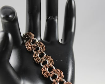 Copper Byzantine and Silver