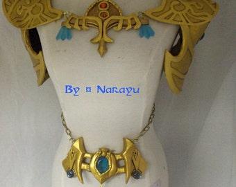 Princess Zelda Twilight Princess accessories Royal Set (without the crown)