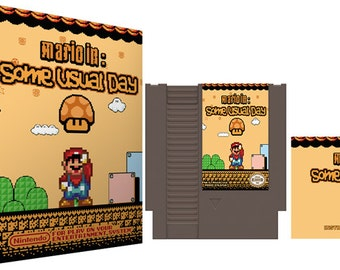 Mario in Some Usual Day Complete Box Set