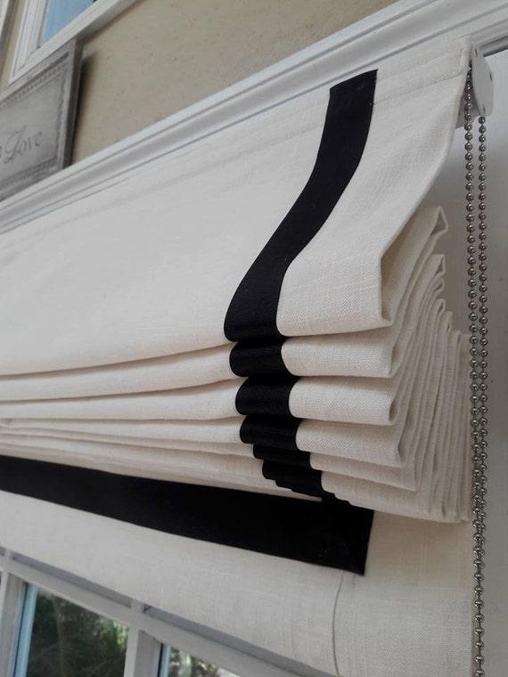 Flat Soft Fold Roman Shade Starting At