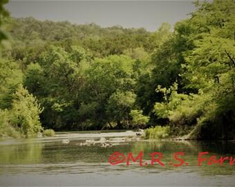 Guadalupe River Print