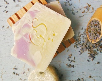 Lavender soap, Vegan soap, Gift soap, Natural Soap,  Handcrafted soap, Handmade bar soap