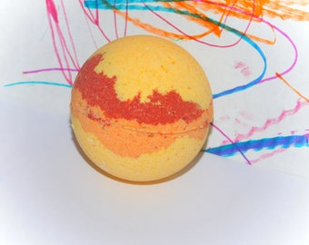 2 Bubbling Bath Bombs