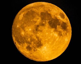 Yellow Moon.