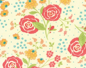 Chance of Flowers by Sandy Gervais for Moda - One Yard - 17761 11