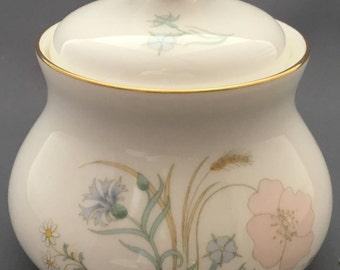 Royal Doulton Flirtation Lidded Sugar Bowl For Tea
