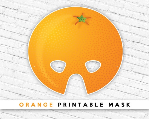 how to make fruit mask with paper