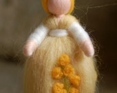 Mimosa, Wool fairy tale i...