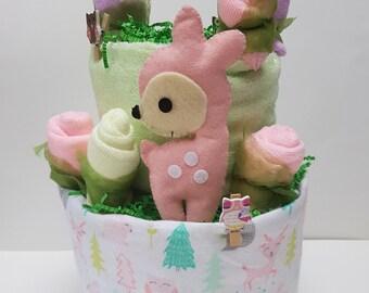 Cake layers, baby gift, babyshower, birth gift