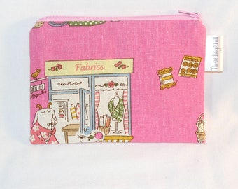 Sewing Goats Notions Case