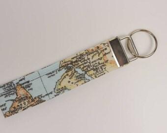 Key ring, key chain