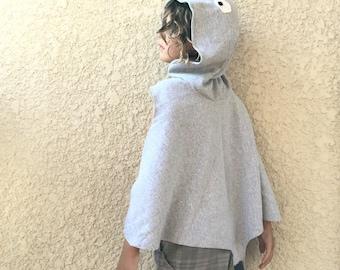 Stingray Cape, Kids Halloween Costume, Stingray Costume, Pretend Play Costume