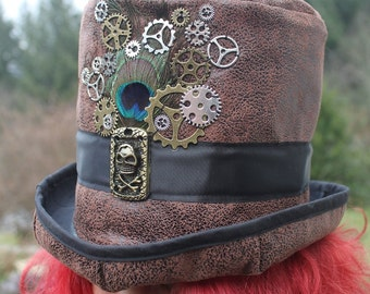 """top hat pirate and steampunk """"2"""""""