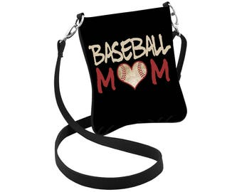 Baseball Mom Crossbody Bag, Baseball Mom Hipster, Baseball Mom Purse, Sports Bag, Baseball Mom, Baseball Swag, Sports Purse
