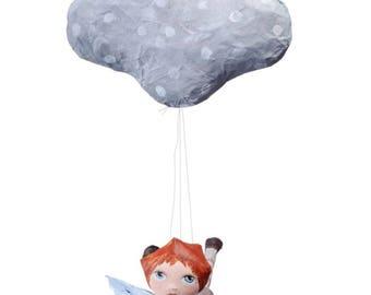 """Mobile' under a cloud... """""""