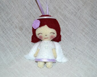 Angel Ornament Or Keychain