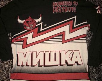 Mnwka Long Sleeve Crew Neck