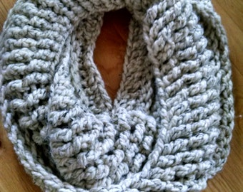 Thick, Warm, Cuddly Cowl
