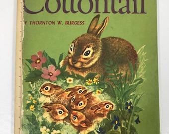 Little Peter Cottontail/ wonder book /1956