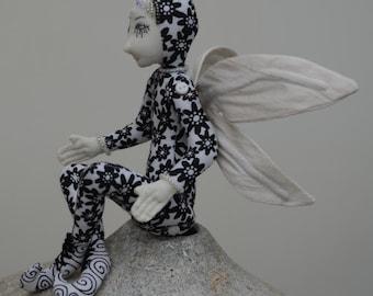 Fairy Art Doll, OOAK, Ilse