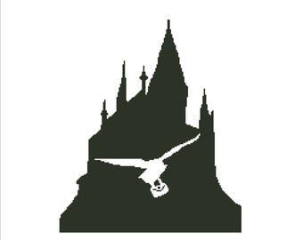 Hogwarts Castle | Etsy...