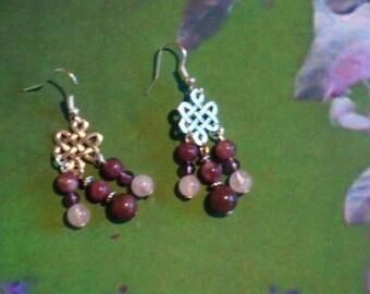 Soothing dream earrings