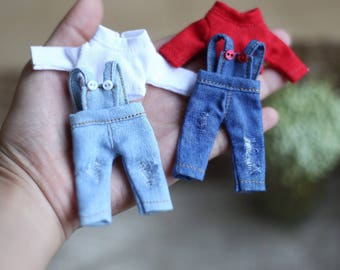 Doll clothes for Obitsu 11 cm. ****