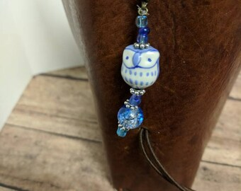 Blue owl planner charms