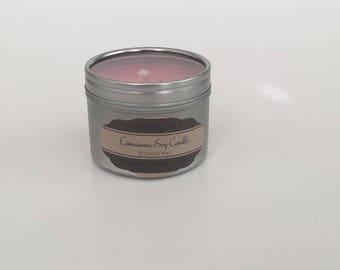 Cinnamon Soy Candle - 4 OZ