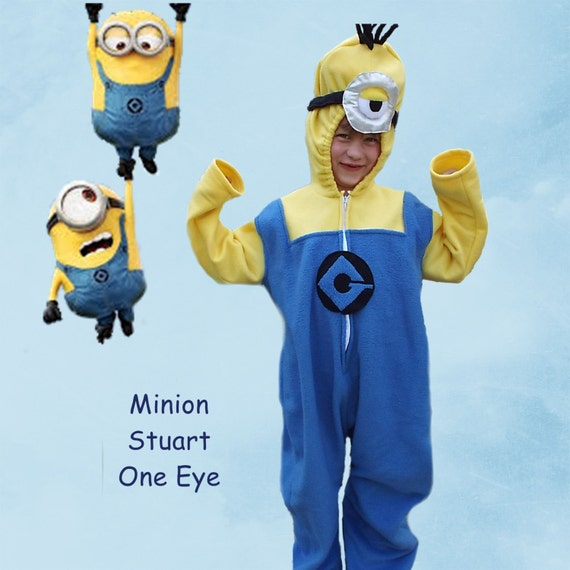 sc 1 st  Etsy & Minion Costume for Baby Toddler Child