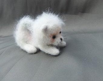 Pomeranian-Handcrafted Ukrainian Woolen Toys