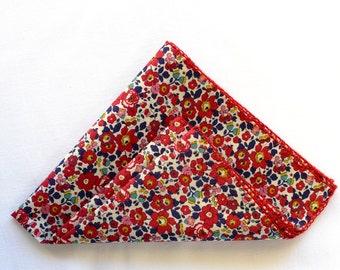 Handkerchief Liberty of London Fabric